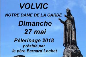 Pèlerinage à Notre-Dame de la Garde le 27 mai