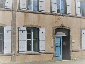 l'accueil à la maison paroissiale au 15 bld Desaix à Riom
