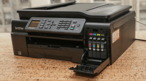 Brother Printer Not Responding Error
