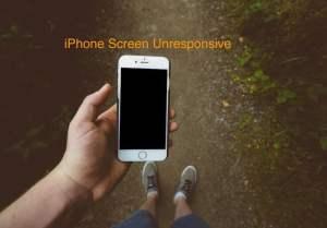 iPhone Screen Not Responding