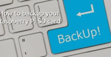 backup sd card