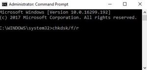 0x000000f4 Disk Check Solution