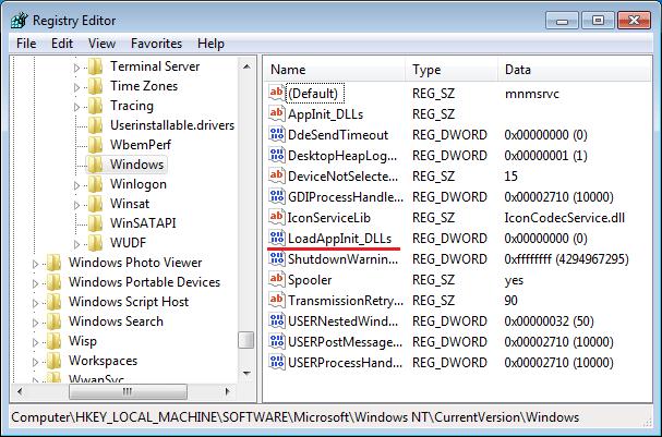 Fix application error 0xc0000005