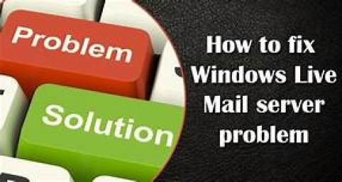 Windows Live Mail Server Error 3219- Step-By-Step Fixes