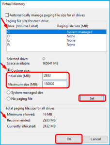 100 percent disk usage windows 8.1
