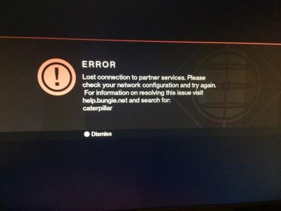 Private Connection Error