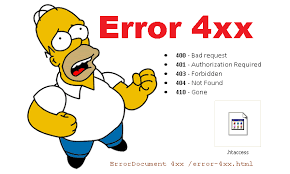 Chrome's HTTP Error 400