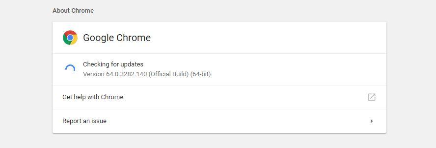 playback id error chrome update