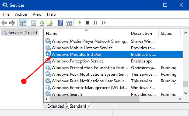 Solved] Windows Modules Installer Worker High CPU fix | Not Responding