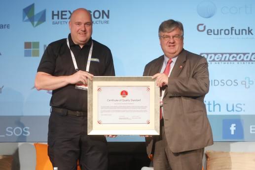 EENA-Certificate 1