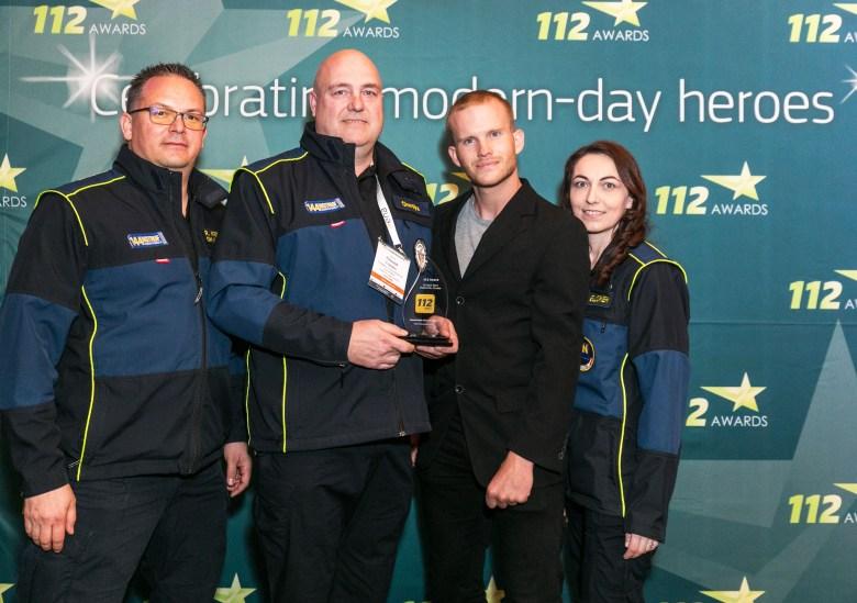 112 Award