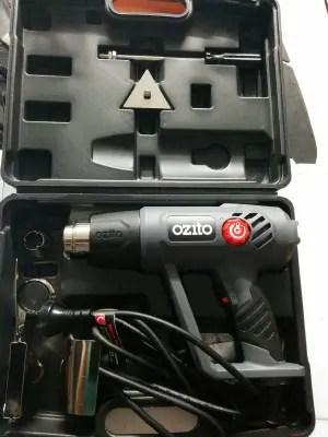 ozito heat gun review top 5