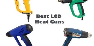 best LCD heat gun review