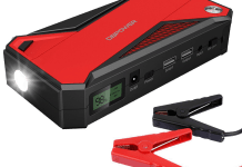best lithium ion jump starter dbpower