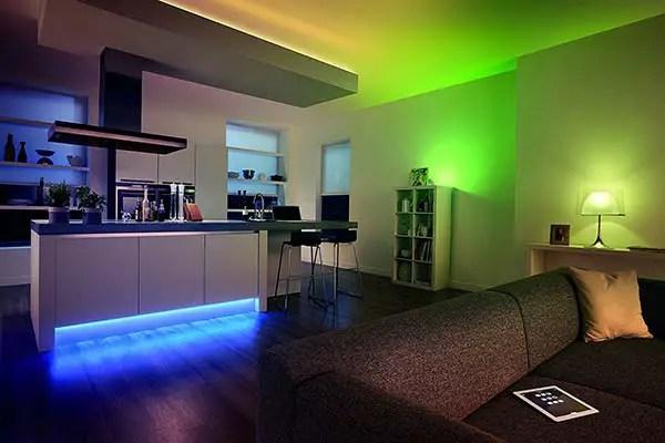 Philips Bedroom Wall Lights Novocom Top