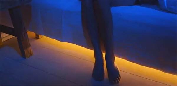 Cheap Motion Sensor Under Bed Light Strip System Review