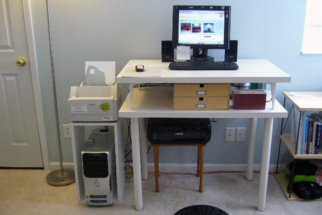 Cheap Standing Desks NotSittingcom