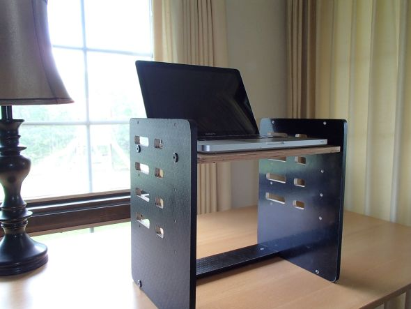Move Stand Portable Sit Stand Desk