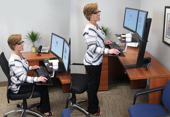 Standing Desk Footstool