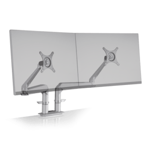 Dual Evo 5902 Dual Monitor Arm Front