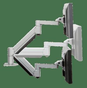 Innovative Monitor Arm 7500 Height Adjustments