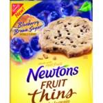 Newtons Fruit Thins, we like them!