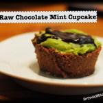 Raw Chocolate Mint Cupcakes Recipe