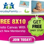 Free 8×10 Canvas!