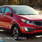 The Kia Sportage, a Not So Techie Review