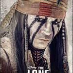 THE LONE RANGER Trailer, Johnny Depp!!