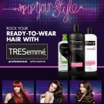 Rock Your Hair Out for the VMA with Walmart & TRESemme! Plus a Coupon!
