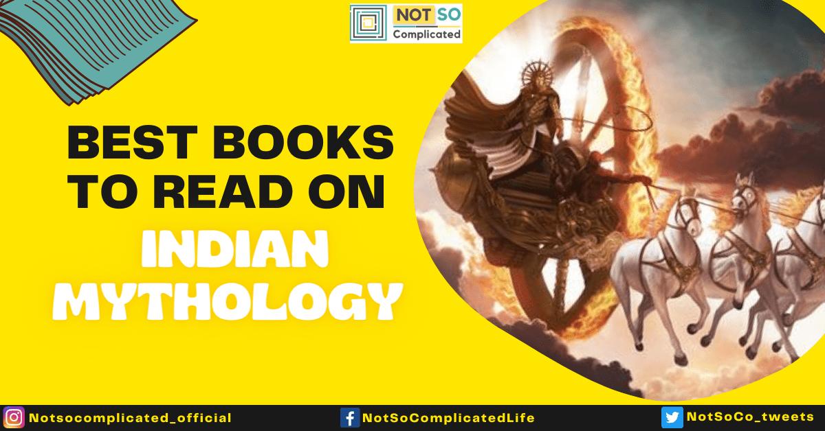 Best Books to read on Indian Mythology