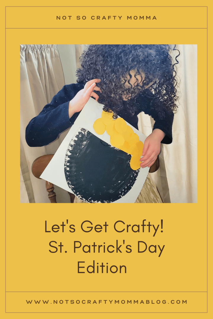 Seven Fun St. Patrick's Day Crafts
