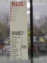 Naughty & Nice List