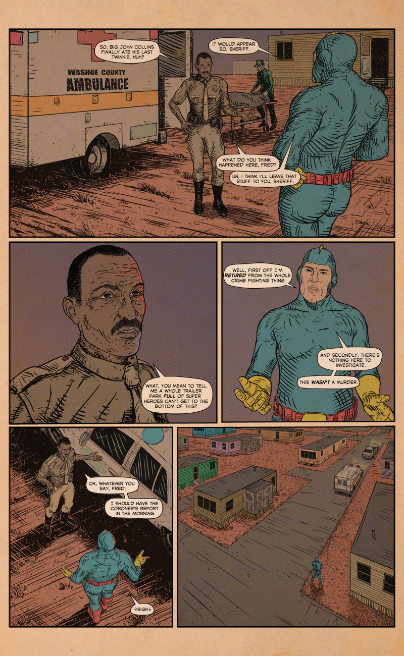 Issue #1 – Page 6