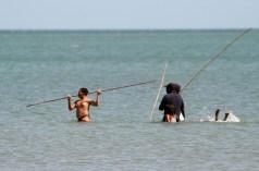 Traditional fishing.