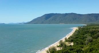 Port Douglas beach.