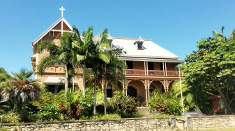 The Old Convent, now museum.