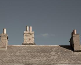 Chimneys on the Belsair