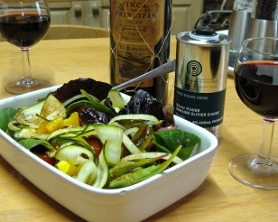 Best olive oil to dress the salad