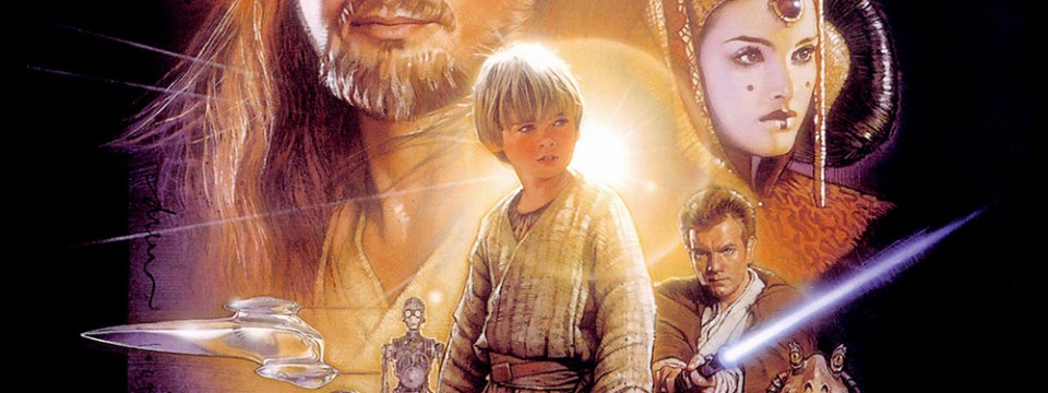 why you should watch the Phantom Menace