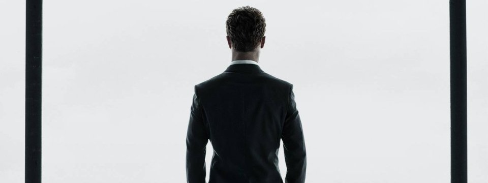 Fifty Shades of Grey review with Jamie Dornan
