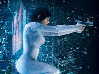 ghost in the shell universe