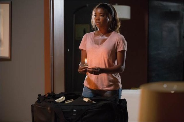 Breaking In Review looking at Gabrielle Union