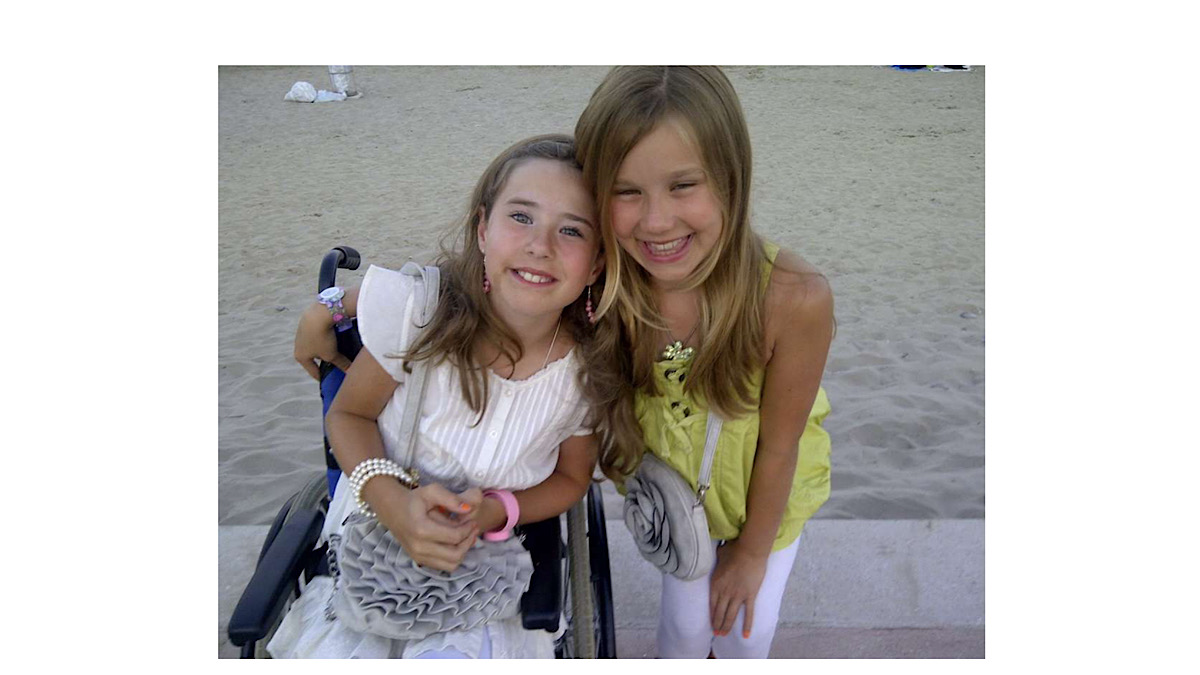 An Insight Into Being the Non-Disabled Sibling: An Interview With My Sister