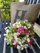 $4 bouquet tutorial