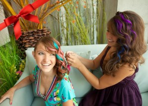 coloring-hair-extensions-steps