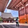 【HDR写真】真夏のような5月のある日、浅草寺にカメラを持ってでかけてみた。