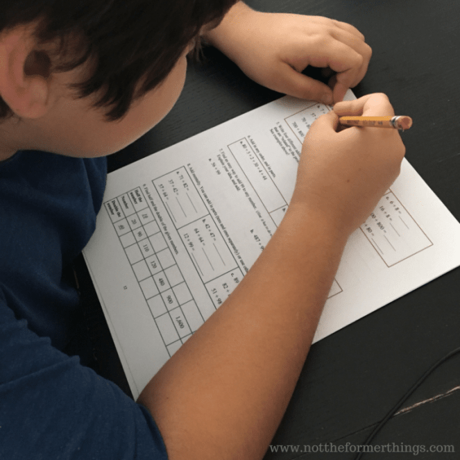 Mammoth Math And My Out-of-the-Box Learner (2)