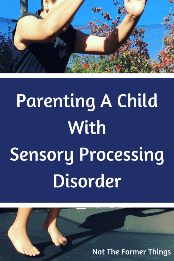 Parenting A Child With Sensory Processing Disorder #sensoryissues #sensoryprocesingdisorder #sensoryactivities